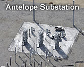SCE Antelope Substation – Construction and Expansion of 500kV Switchyard